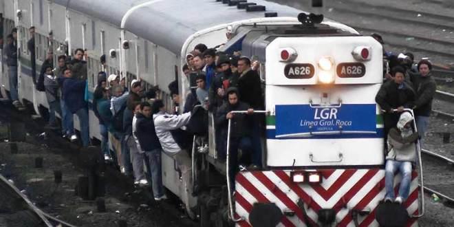 Murió al ser arrollado por el tren Roca en Lanús
