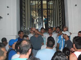 Policías pampeanos llegaron a un acuerdo de aumento salarial