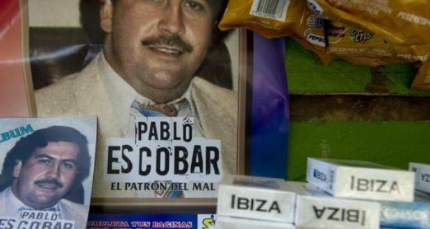 "Video: Pablo Escobar Gaviria ""El Zar de la cocaína"""