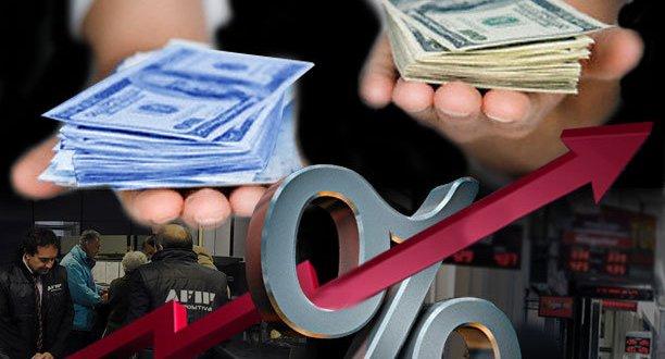 El call money se dispara a 25%