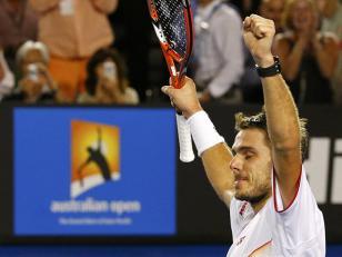 Wawrinka venció a Nadal y se consagró en Australia