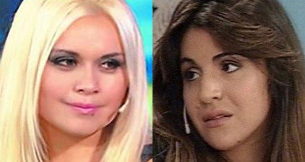 Gianinna Maradona vs Verónica Ojeda