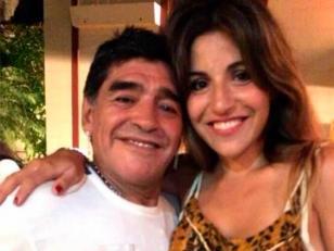 """Gianinna Maradona: """"Mi papá me dijo que no es de él"""""""