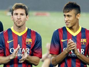"""Neymar: """"No sabía que Messi era tan bueno como cuando lo miraba por televisión"""""""