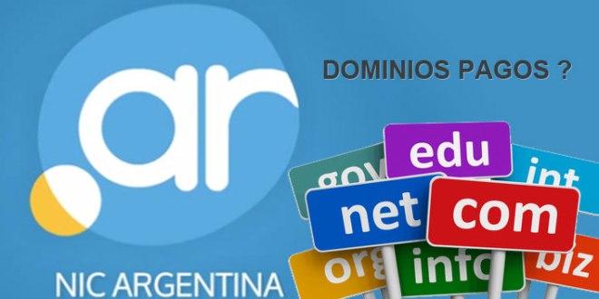 Reglamento para registro de dominios de Internet en Argentina