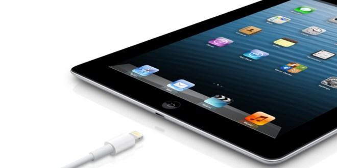 Nuevo iPad 4 mejorado