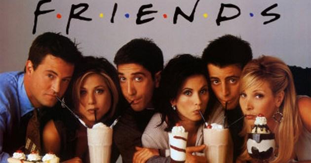 """10 secretos de """"Friends"""""""
