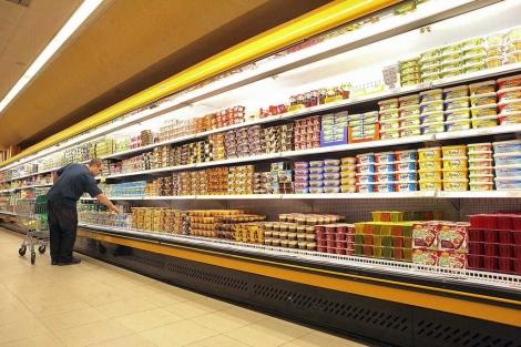 """""""Alimentos y bebidas"""" crecieron el 0,5%"""