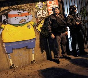 Mundial: Brasil asegura a los turistas no tienen nada que temer