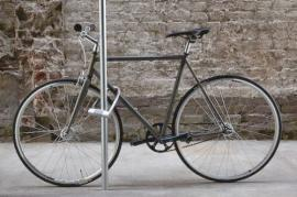 Ingenieros de Boeing reinventan candado para bicicletas