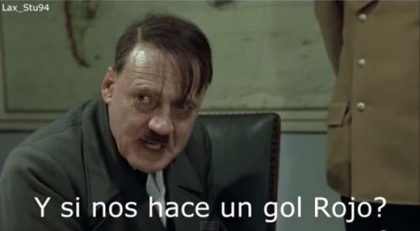 Video > Humor: Hitler se entera del partido Alemania vs. Argentina