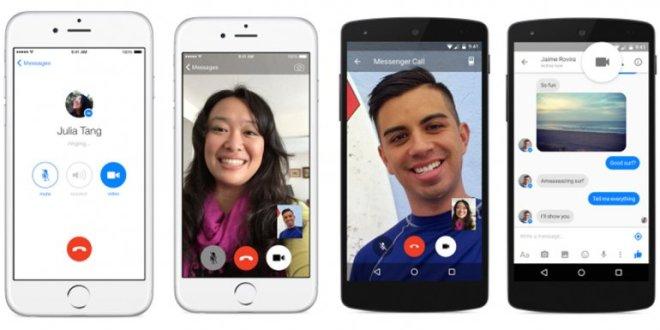 Ya se pueden hacer videollamadas en Messenger de Facebook