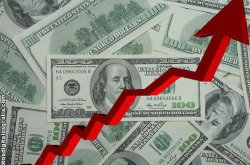El Dólar libre subió a $15,55 y  es récord para el 2015