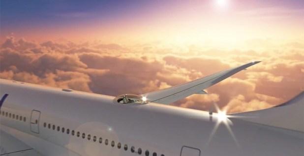 Mira este nuevo asiento de avión