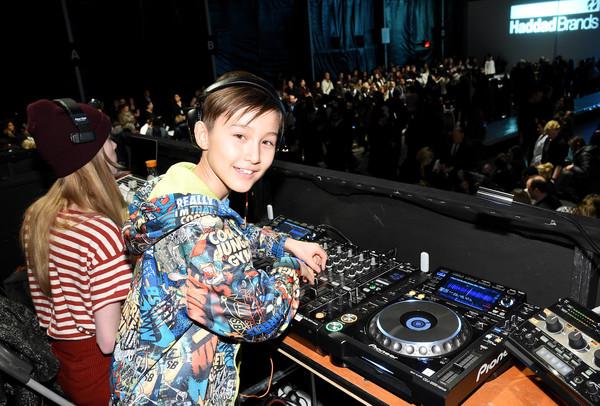 Kai Song, el DJ de 11 años furor en los boliches más exclusivos de Nueva York