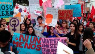Violencia de género: juntan firmas para el armado de un mapa
