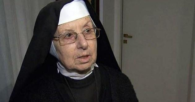 Fundación vincula a la hermana Inés y al obispo Di Monte