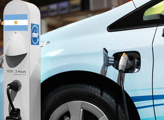 Los Autos Hibridos Y Electricos Que Se Vienen En Argentina