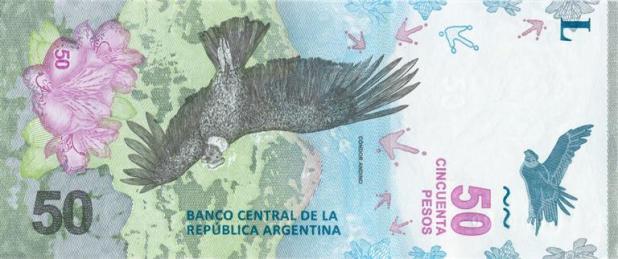 El nuevo billete de $ 50 que comienza a circular hoy