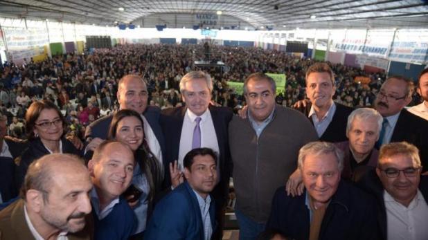 El asado de los 20 millones de pesos para Alberto en  Tucumán