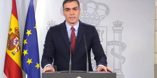 Tras la muerte de 394 personas en un solo día España extiende el estado de alarma por 15 días