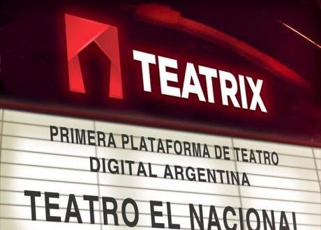 LA PRIMERA PLATAFORMA TEATRAL ARGENTINA PARA VER TEATRO EN TU CASA