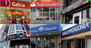 Bancos abren el 13 pero se deberá sacar turno online