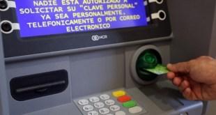 Como cobrar la jubilación por cajero automático