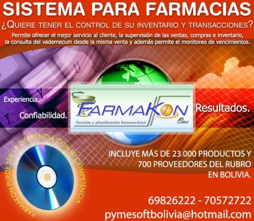 Anucio FARMAKON 2019