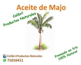Aceite de Majo