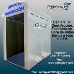 BANNERS  CAMARA DE  DESINFECCION  REFORPLAZ