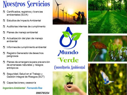Servicios Mundo Verde