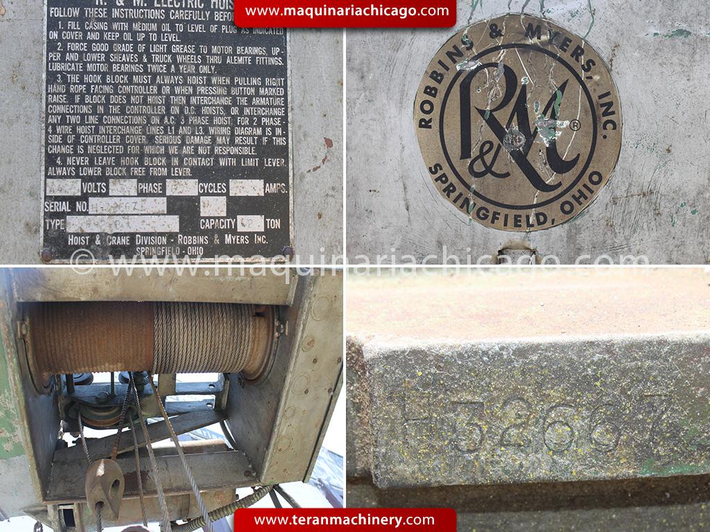 ag1520-polipasto-hoist-robbins&myers-usado-maquinaria-used-machinery-06