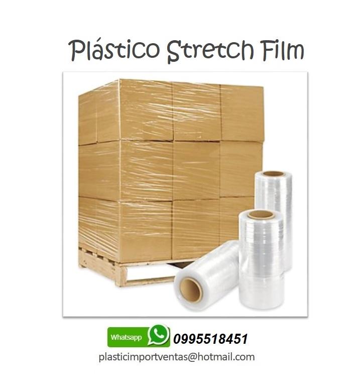 PLASTICO STRETCH FILM