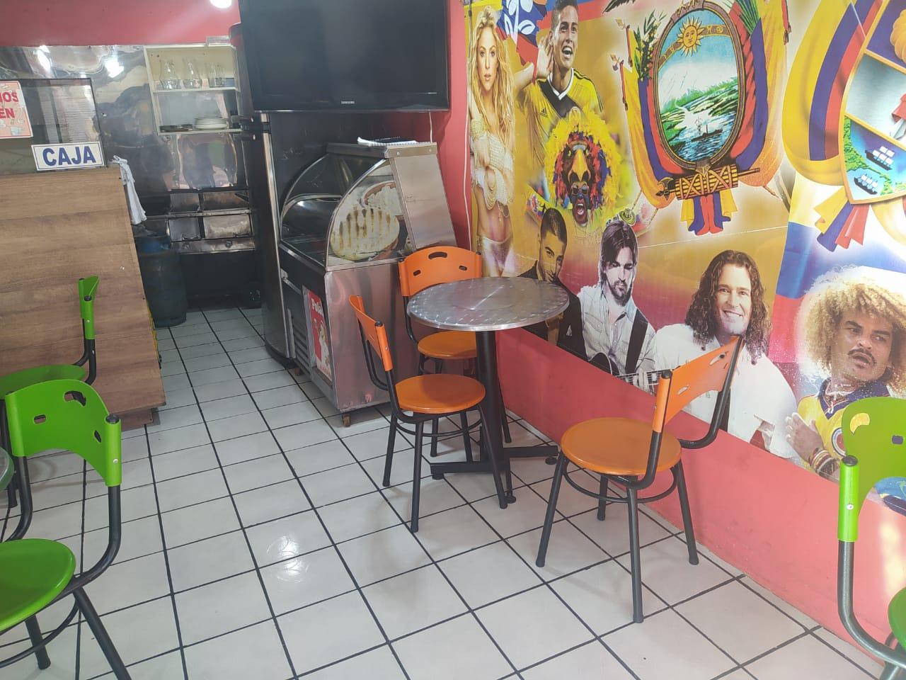 mesas restaurant