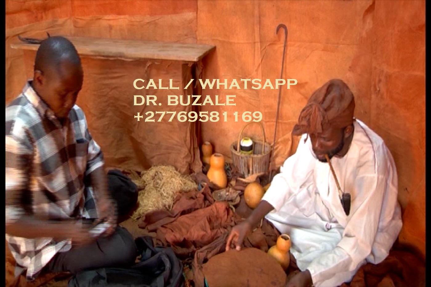 Powerful Traditional Healer 1