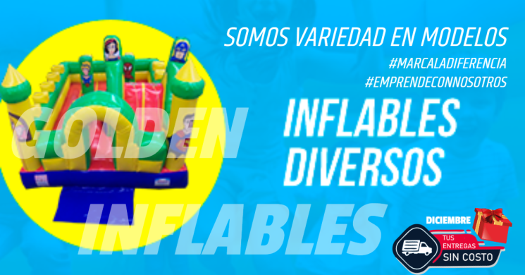 inflables escuador inflables guayaquil