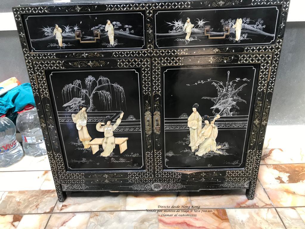 Mueble aparador chino