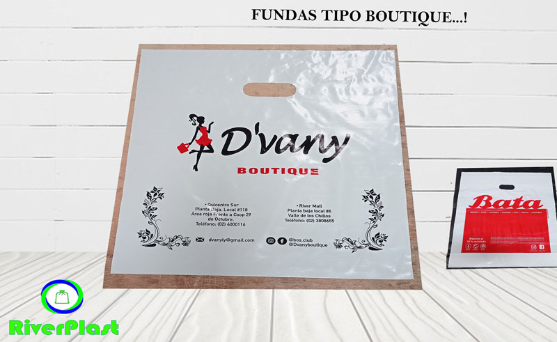 BOLSAS FUNDAS TIPO BOUTIQUE
