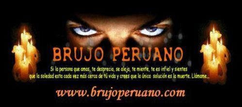brujo peruano