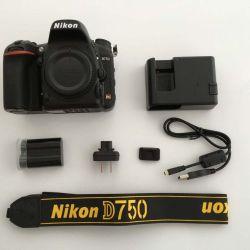 Nikon D750 bo
