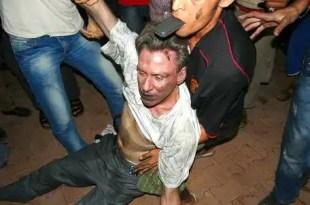 Vídeo muestra que el embajador de EEUU murio asfixiado dentro de la embajada en Libia