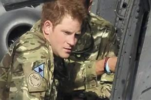 El príncipe Harry cumple 28 años en Afganistán y con amenazas de muerte