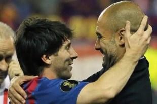 Conoce el regalo que Guardiola le hizo a Messi