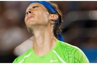 Rafa Nadal: 'No sé cuanto tiempo seguiré jugando al tenis'