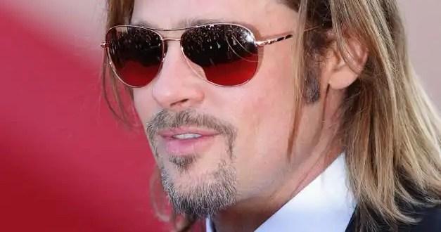 Brad Pitt defiende la tenencia de armas