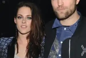 Se reconcilian Robert Pattinson y Kristen Stewart