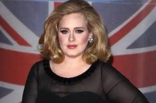 Adele es amenazada de muerte en Twitter tras dar a luz