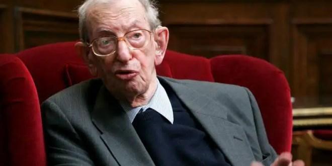 Murió el historiador Eric Hobsbawm a los 95 años