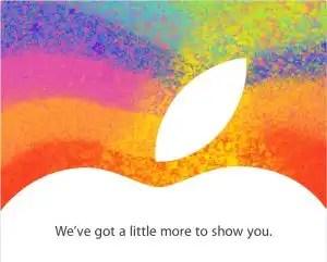 El iPad Mini sale a la venta el 23 de octubre